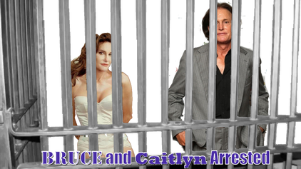 Bruce and Caitlyn Arrested for DWI